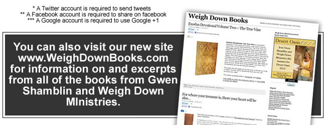 Weigh Down Books
