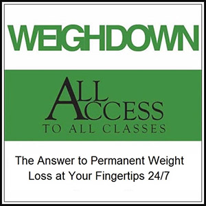 All Access to Weigh Down Audios and Videos