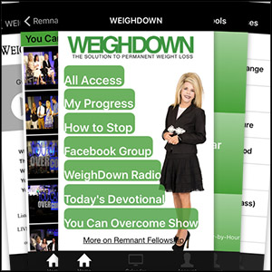 The Weigh Down App with All Access