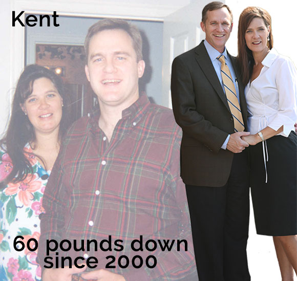Kent Smith - Before and After Weigh Down