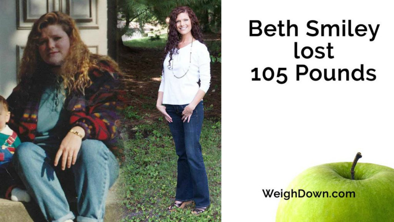 Weigh Down - Beth Smiley - 105 Pound Weight Loss