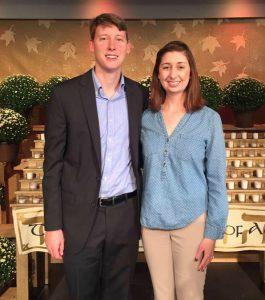 Ed and Stephanie Duda