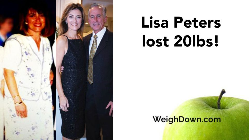 Weigh Down - Lisa Peters - 20 Pound Weight Loss