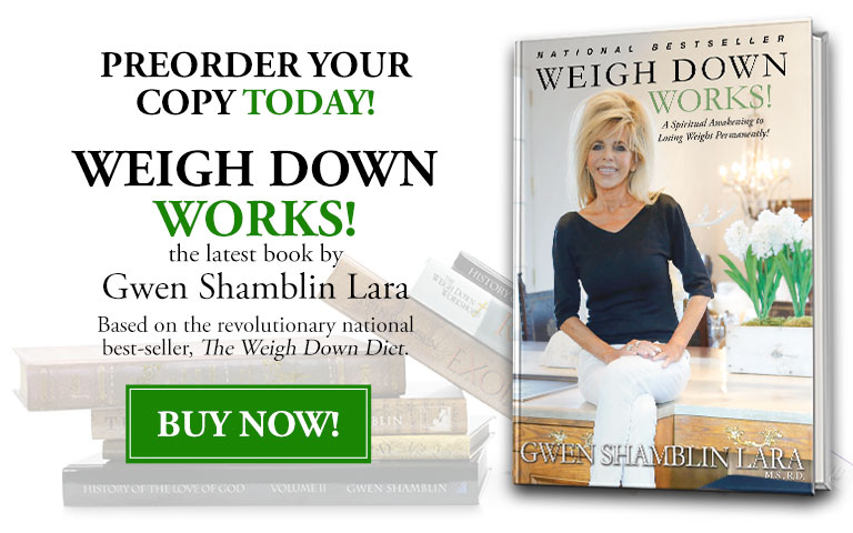 Weigh Down Works - the latest book by Gwen Shamblin