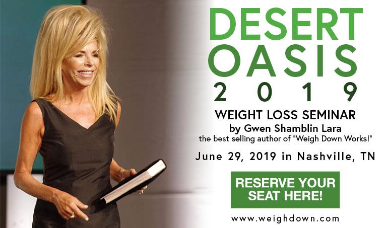 Desert Oasis 2019