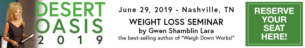 Weigh Down Gwen Shamblin Lara Founder Lose Weight Forever