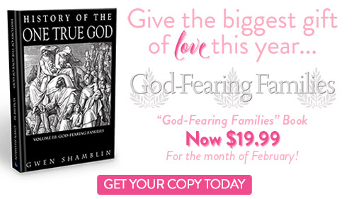 God-Fearing Families February Sale