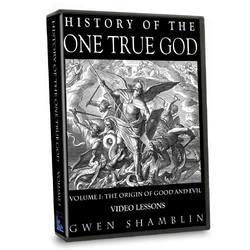 History of the One True God