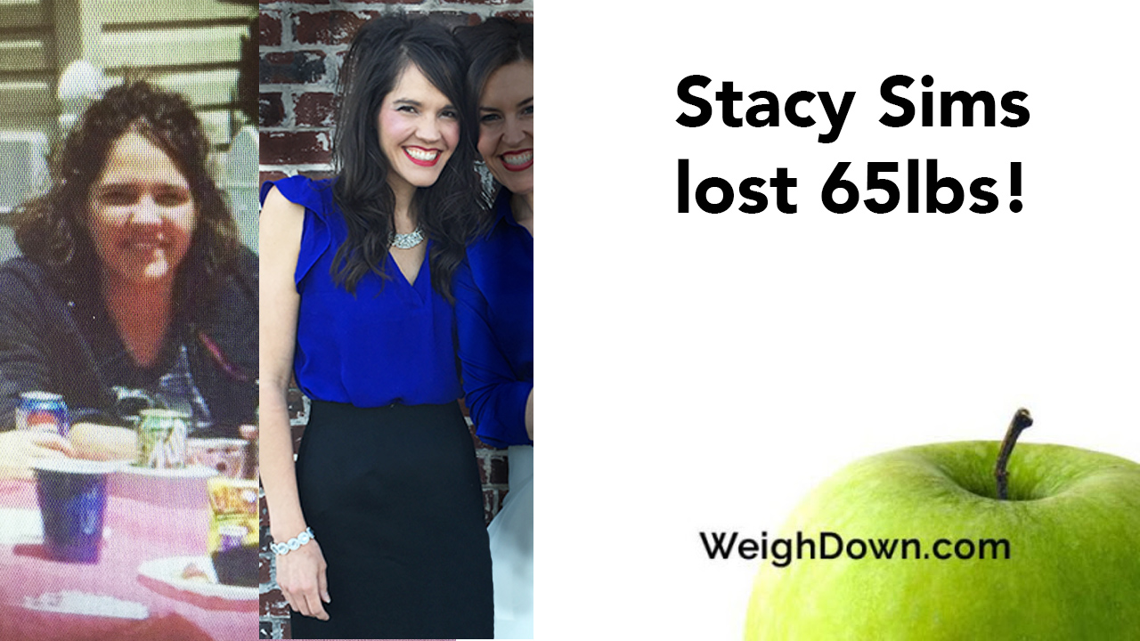 Stacy Sims - 65 Pound Weight Loss