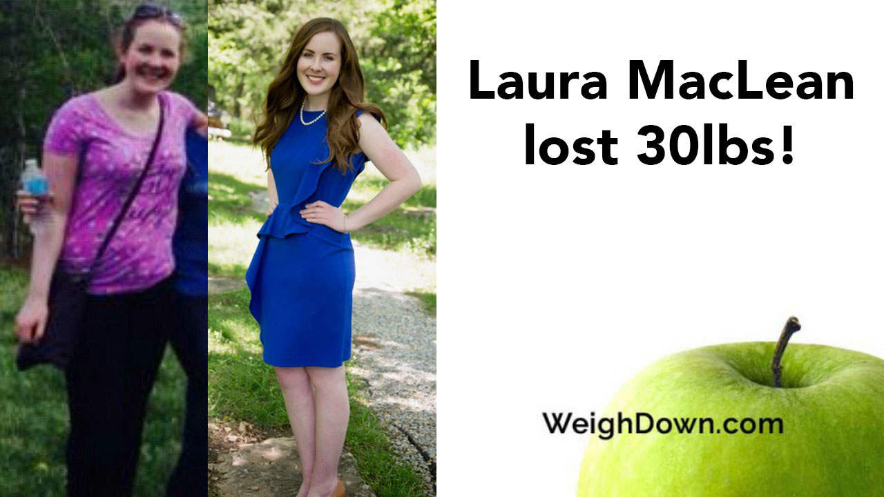 Laura MacLean - 30 Pound Weight Loss