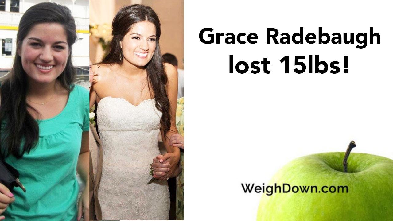 Weigh Down - Grace Radebaugh