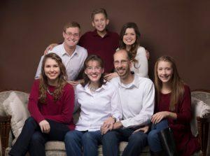 Tom and Jennifer Quinn Family