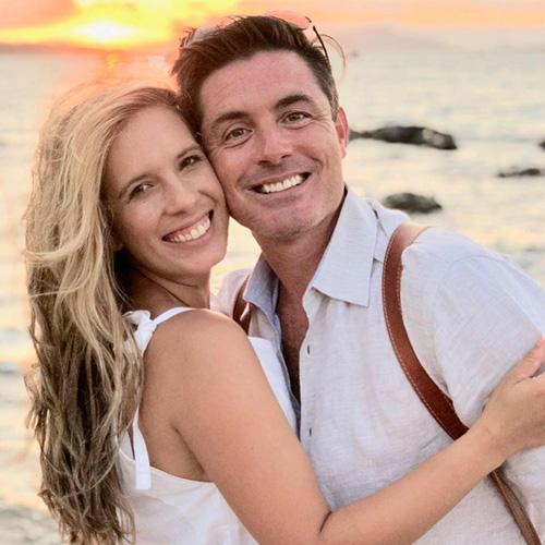 Jonathan and Jessica Walters